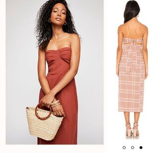Free People Life Like This Dress